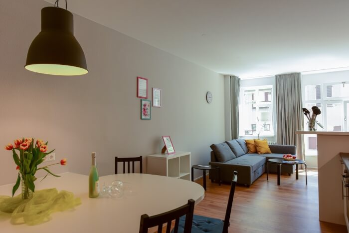 Ferienwohnung City Apartment 2 David Dilpert 88677 Markdorf Foto 6