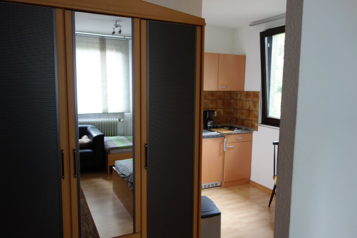 Apartmenthaus Pension Am Wildbach Frau Plum 52074 Aachen Foto 13