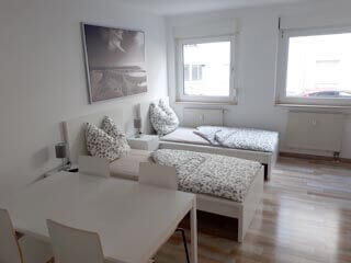 Apartment Neu renoviertes Appartment mit Bad und Kueche Marcus Maiwald 90762 Fuerth Foto 1