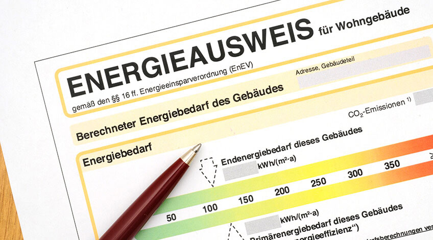 Energieausweis - was ist das?