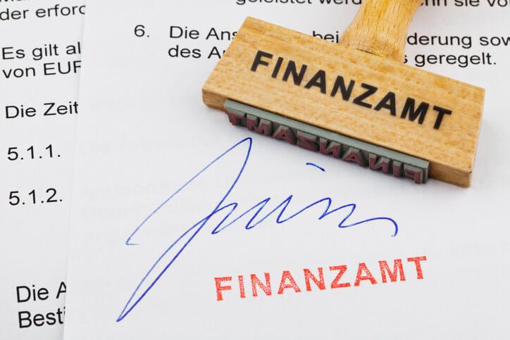 Finanzamt Kirchensteuer